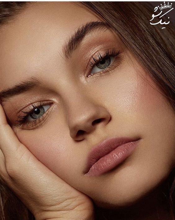 عکس صورت دختر | عکس دختر زیبا خوشگل اینستاگرام