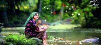شعر برلب جوی نشین و گذر عمر ببین | حافظ