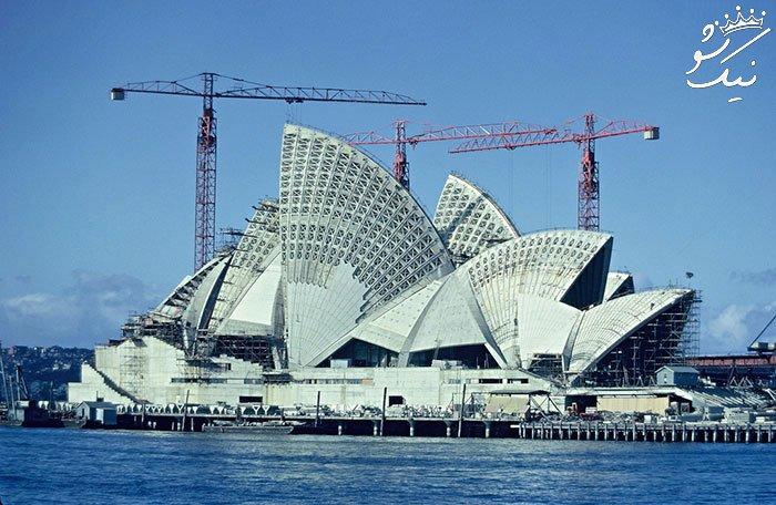 عکس های جالب از سازه های بزرگ جهان در حال ساخت