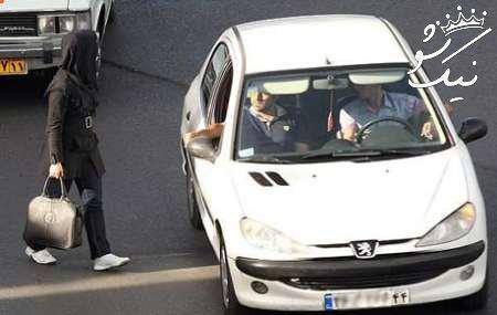 آزار جنسی خانم ها در تاکسی