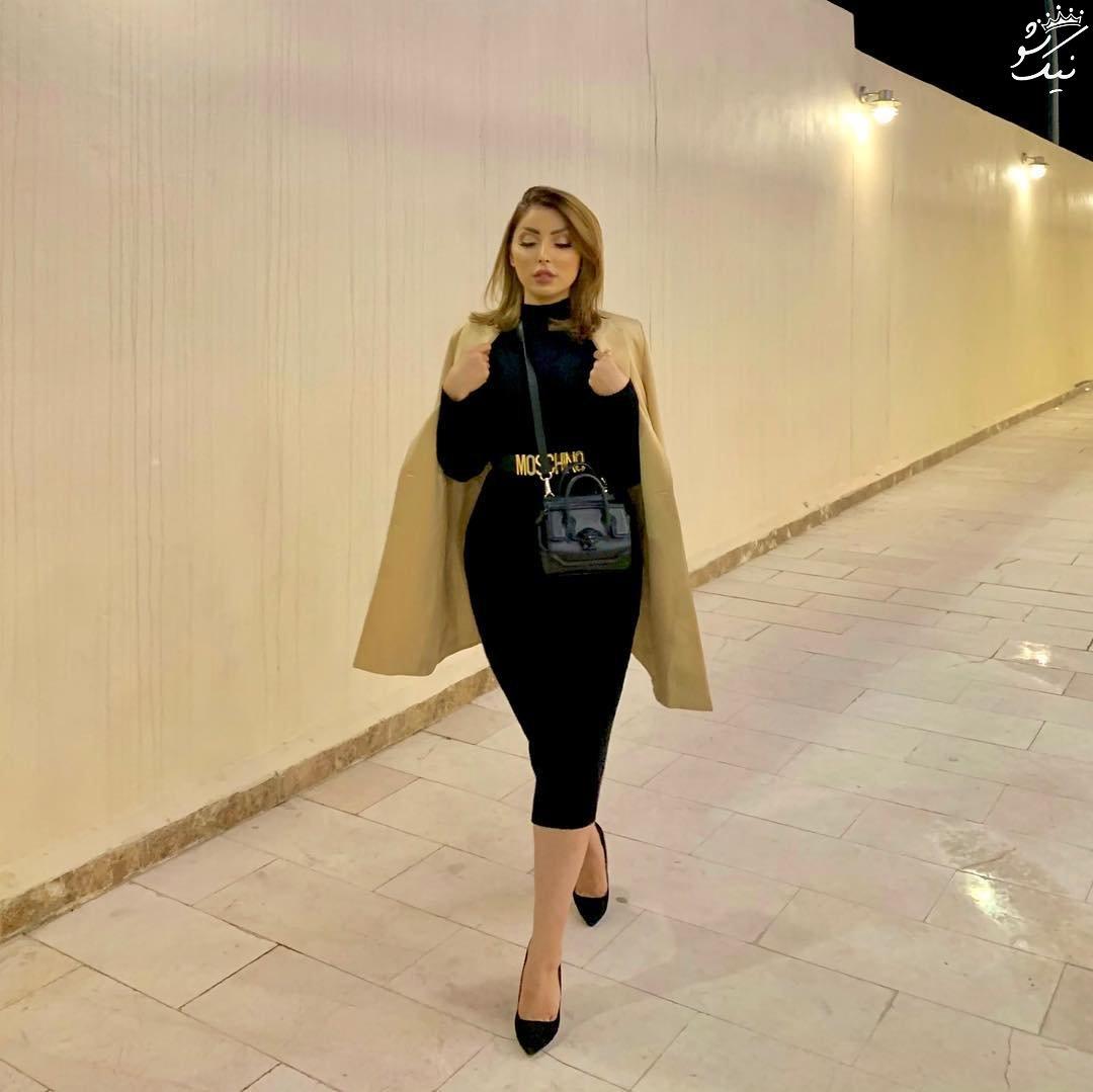 اینستاگردی با ژالیا سیروان زیباترین دختر شایسته کوردستان