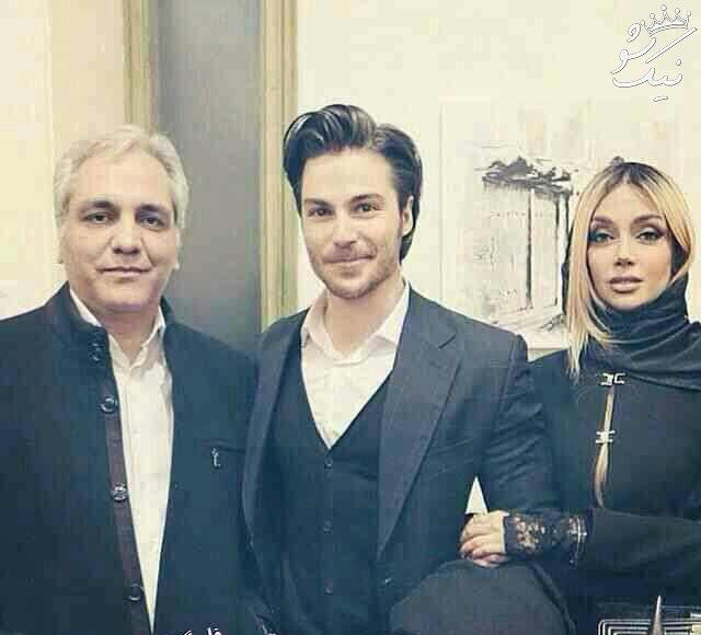 الناز گلرخ و حمید فدایی | زوج مدلینگ ایرانی