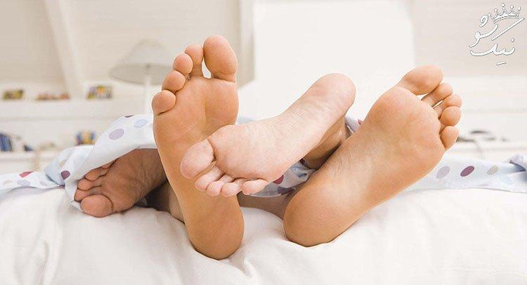دلیل علاقه مردان به پای خانم ها (فوت فتیش) چیست؟