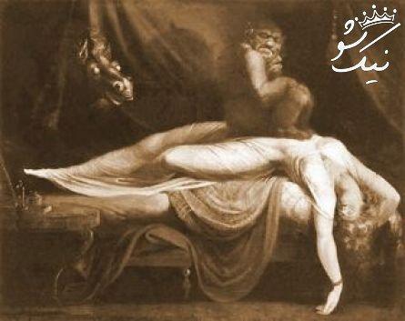 فلج خواب چیست و چرا به آن دچار می شویم؟