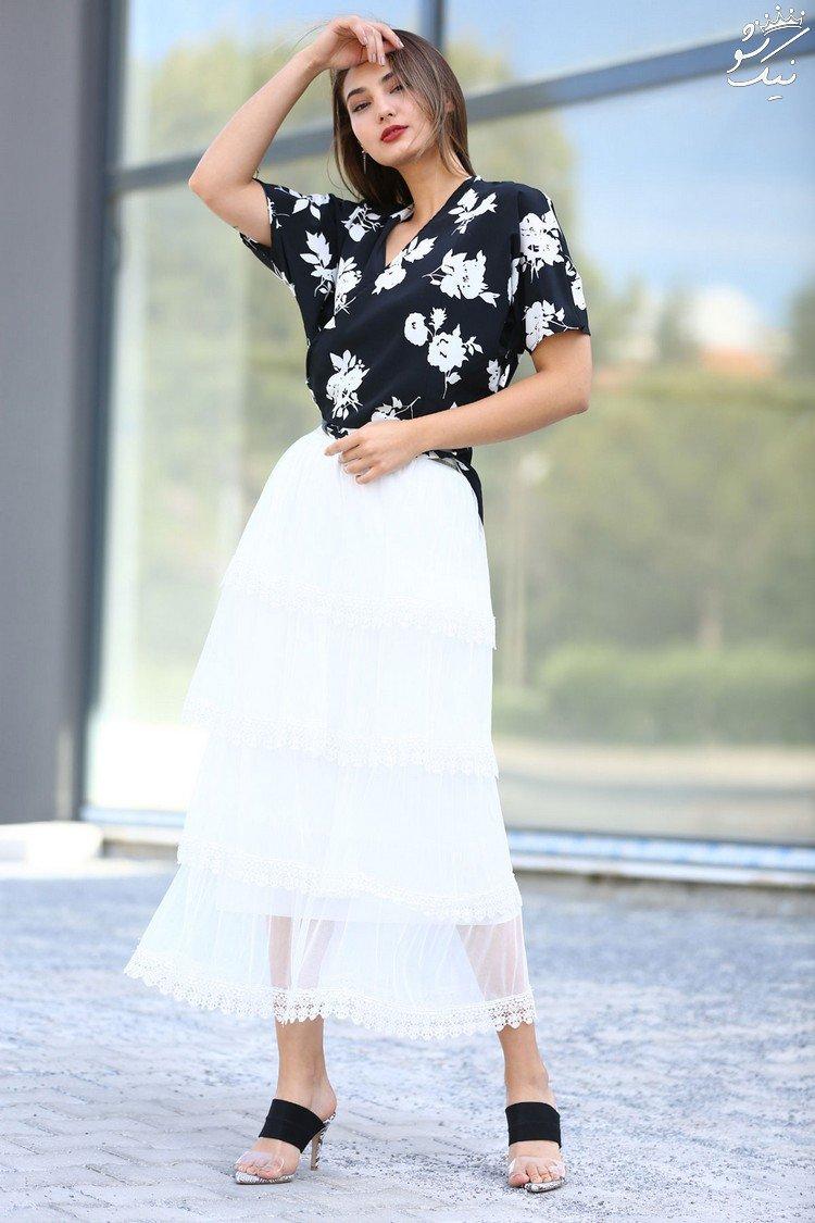 شیک ترین مدل های لباس زنانه ترکیه ای 2020