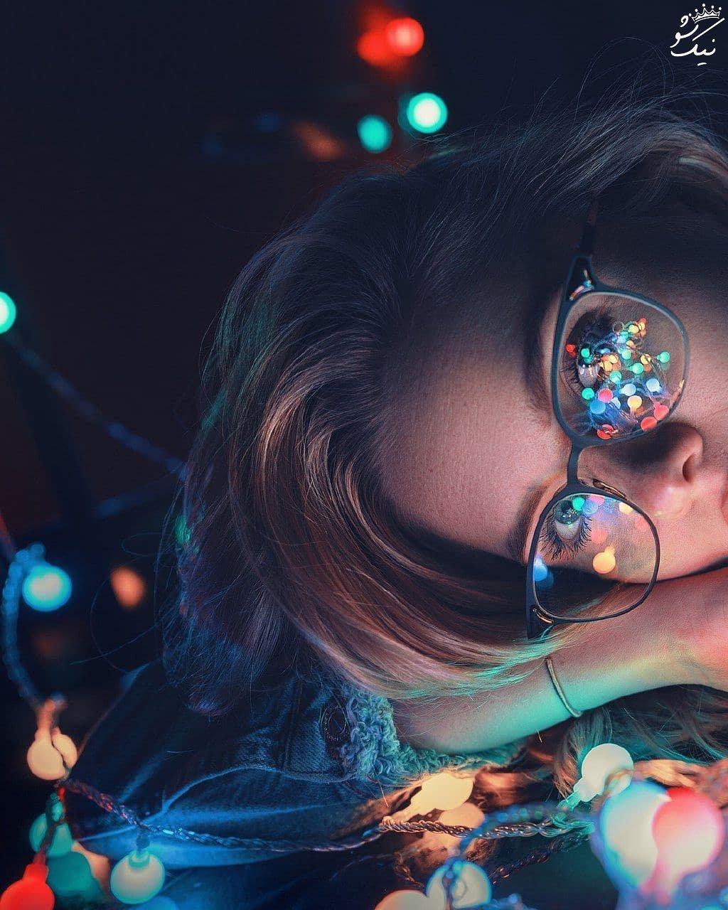 عکس دختر زیبا برای پروفایل | خاص لاکچری فانتزی