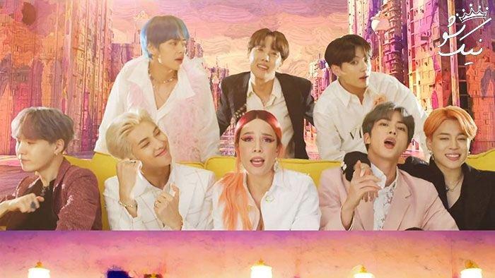 بهترین آهنگ های BTS بی تی اس