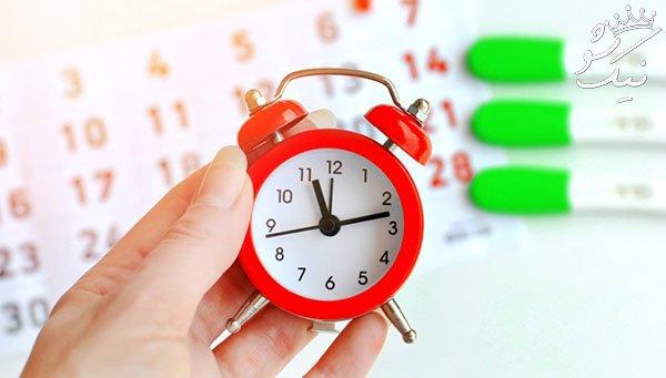 تاخیر در پریود تا چند روز طبیعی است؟