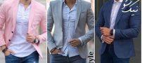 کت تک تابستانی مردانه ۲۰۱۹ مد امسال