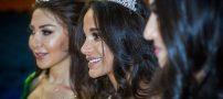 زیباترین دختر آذربایجان در مسابقات دختر و پسر شایسته ۲۰۱۹