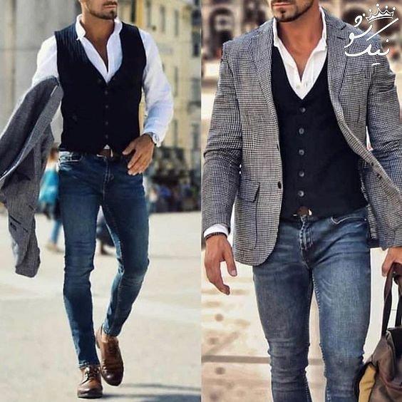 کت تک تابستانی مردانه 2019 مد امسال