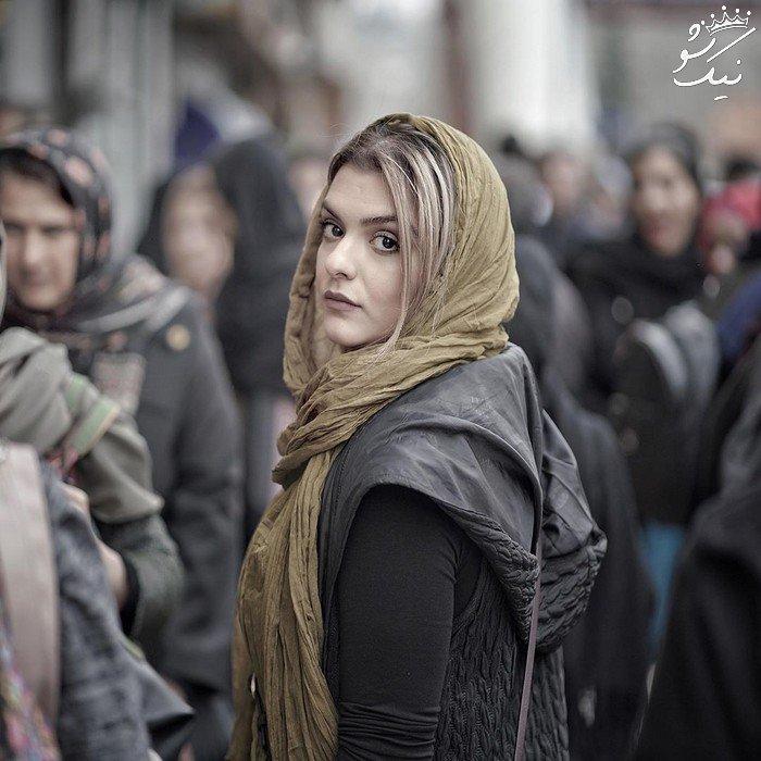 عکس های اینستاگرام دنیا مدنی بازیگر خوش استایل