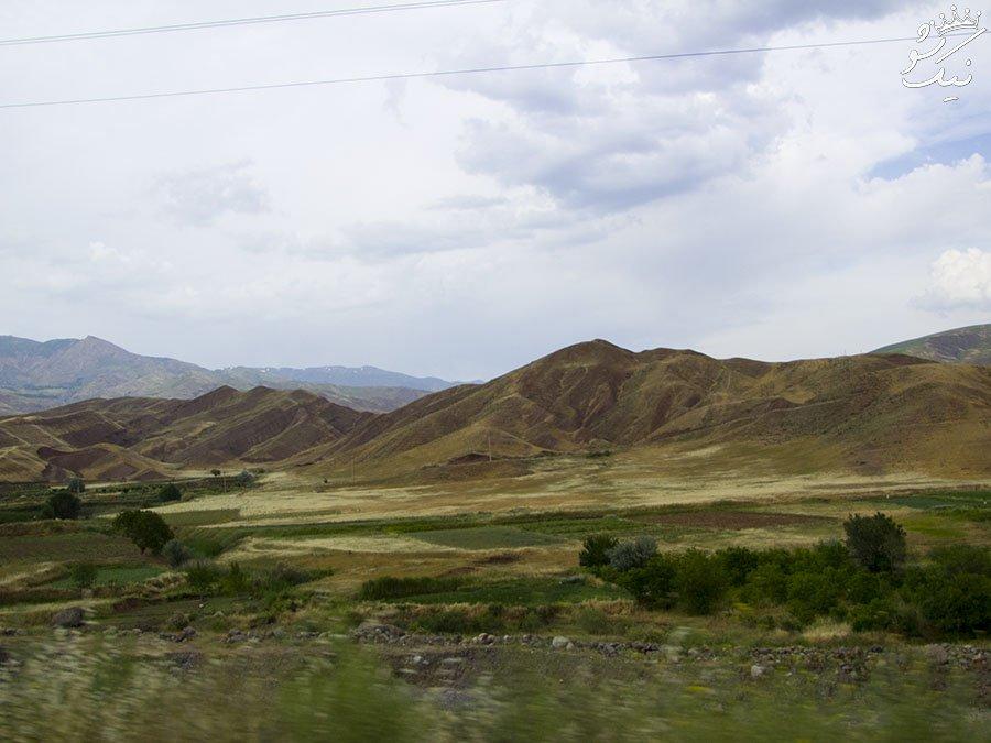دریاچه اوان الموت قزوین | راهنمای سفر و امکانات