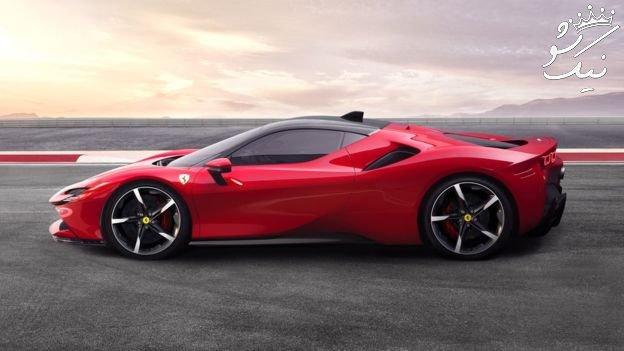 معرفی برترین خودرو تاریخ فراری