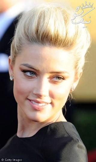 جذاب ترین استایل های امبر هرد زیباترین زن دنیا