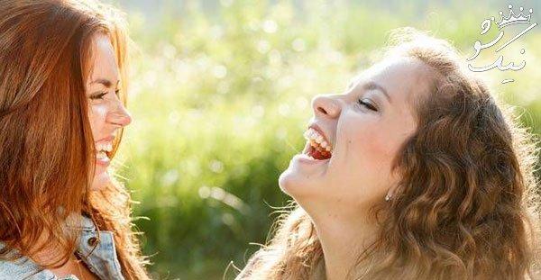 تعبیر خواب خندیدن از ته دل و خوشحالی