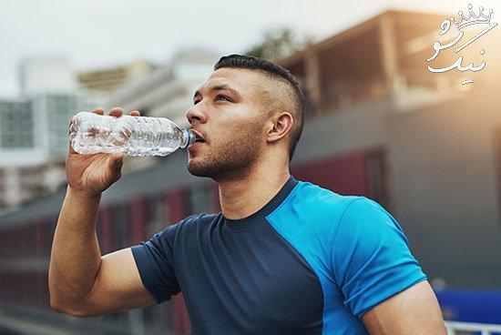 در این زمان ها نباید آب بنوشید