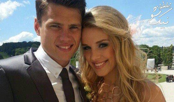 20 زیباترین همسران فوتبالیست های مشهور جهان