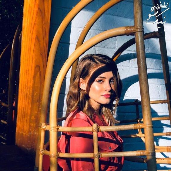 جوزفین لانگفورد ، بازیگر جوان و زیبای هالیوودی