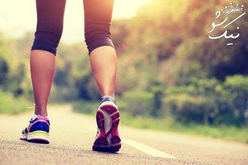 ورزش ساق پا در خانه | آموزش تصویری