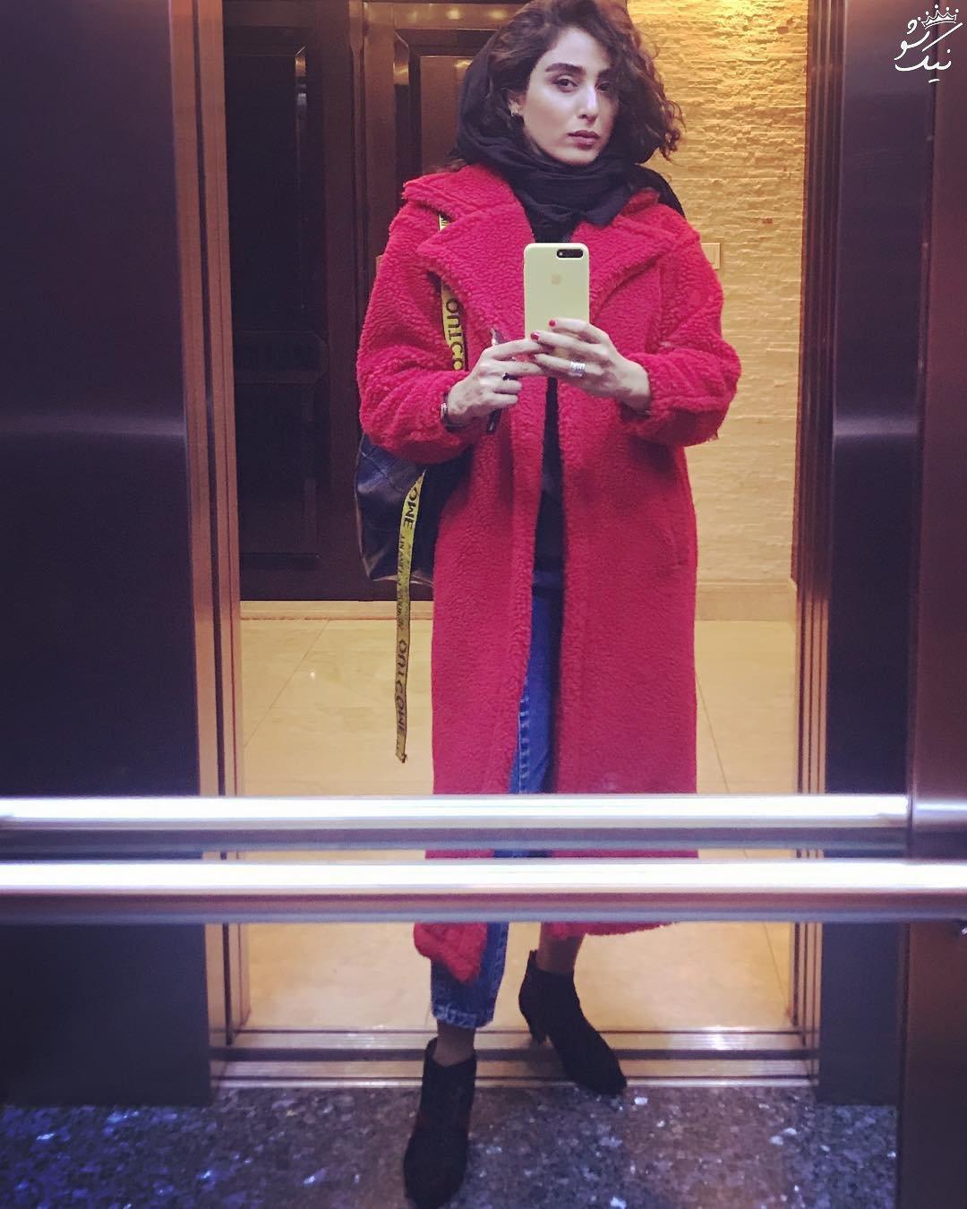 آناهیتا افشار در اینستاگرام | مدل مانتو و استایل