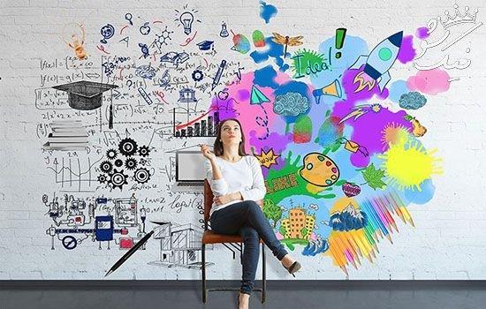 بهترین روش برای داشتن ذهن خلاق