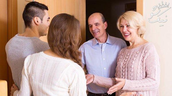 دخالت والدین همسر در زندگی زناشویی | راه چاره چیست؟