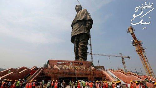مجسمه اتحاد هند | بلندترین مجسمه جهان