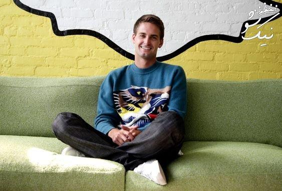 بیوگرافی ایوان اشپیگل Evan Spiegel خالق اسنپ چت