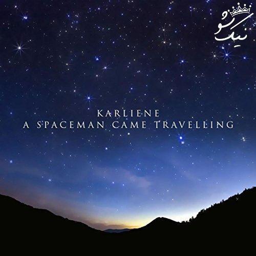 دانلود آهنگ a spaceman came travelling کریس دی برگ