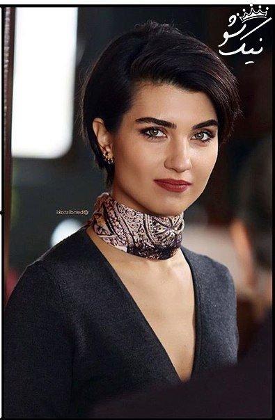 عکسهای طوبا بویوک اوستون زیباترین بازیگر ترکیه ای