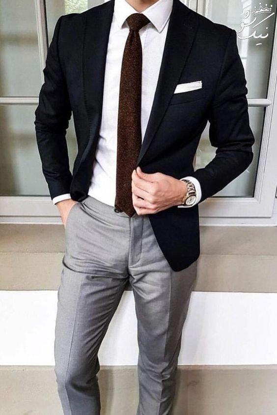 کت تک اسپرت مردانه 2019    ست کت تک مردانه