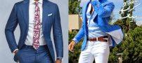 کت تک اسپرت مردانه ۲۰۱۹ |  ست کت تک مردانه