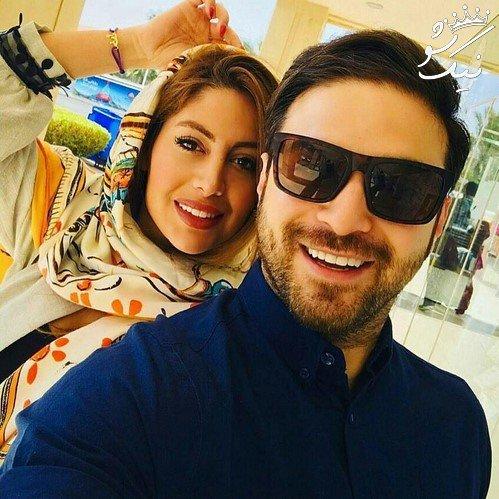 جدیدترین عکسهای سلبریتی های ایرانی در کنار همسر