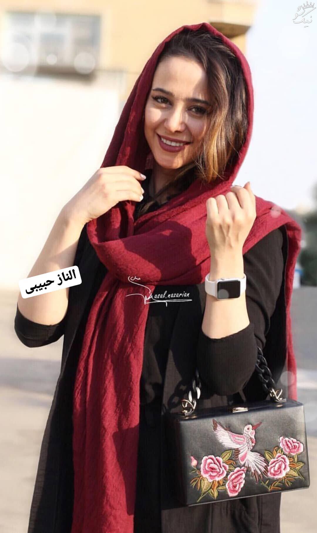 استایل های جدید الناز حبیبی در اینستاگرام