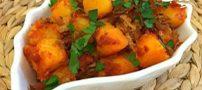 طرز تهیه دوپیازه آلوی شیرازی | غذای محلی شیرازی