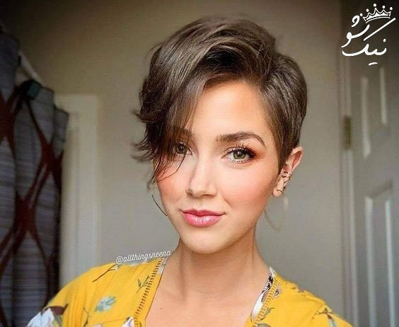بهترین مدل موی کوتاه دخترانه مد سال 2020