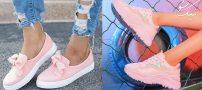 کفش اسپرت زنانه شیک و جدید ۲۰۱۹ مد امسال