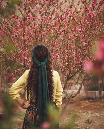 پروفایل دخترونه شاخ 1