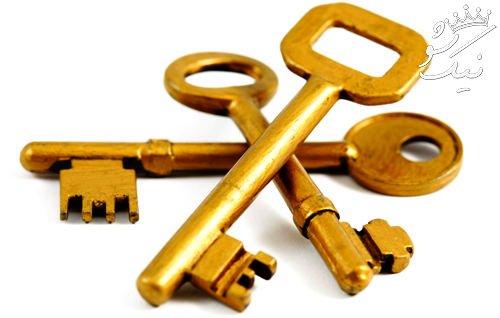 تعبیر خواب کلید | کلید شکسته | کلید و قفل | کلید گرفتن از مرده