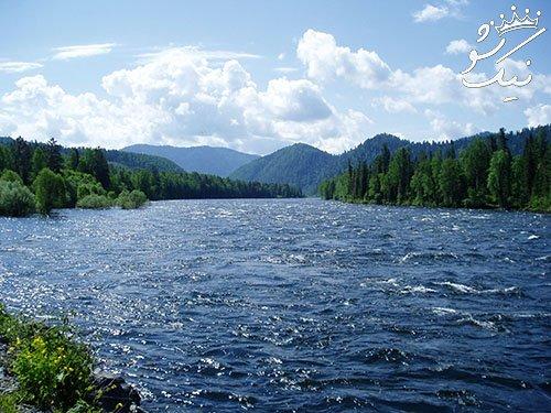 تعبیر خواب رودخانه خروشان | رودخانه در کوه | پر از ماهی