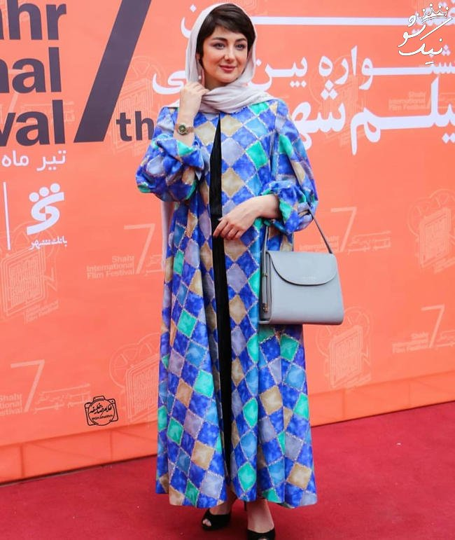 مدل مانتو بازیگران در اینستاگرام   الناز حبیبی و بهاره افشاری