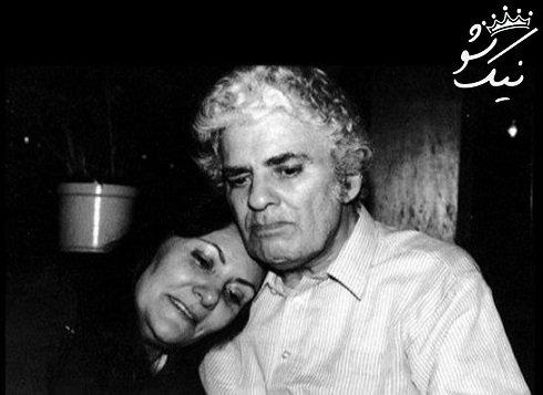 شعر عاشقانه احمد شاملو برای همسرش آیدا