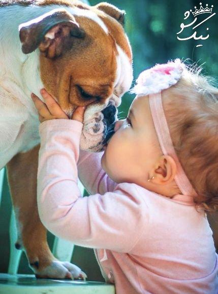 عکس کودکان زیبا پسربچه و دختربچه | بچه های ناز خوشتیپ