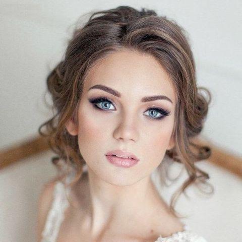 مدل میکاپ عروس لایت اروپایی 2019 جدید و جذاب