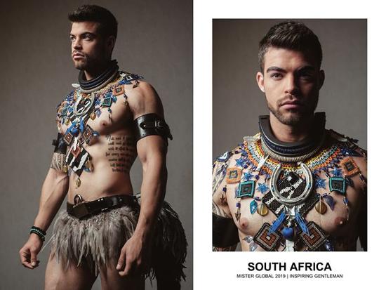 جشنواره زیباترین مردان جهان Mister Global
