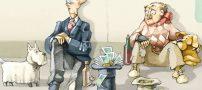 ۱۰ عادت موثر در زندگی افراد ثروتمند و فقیر