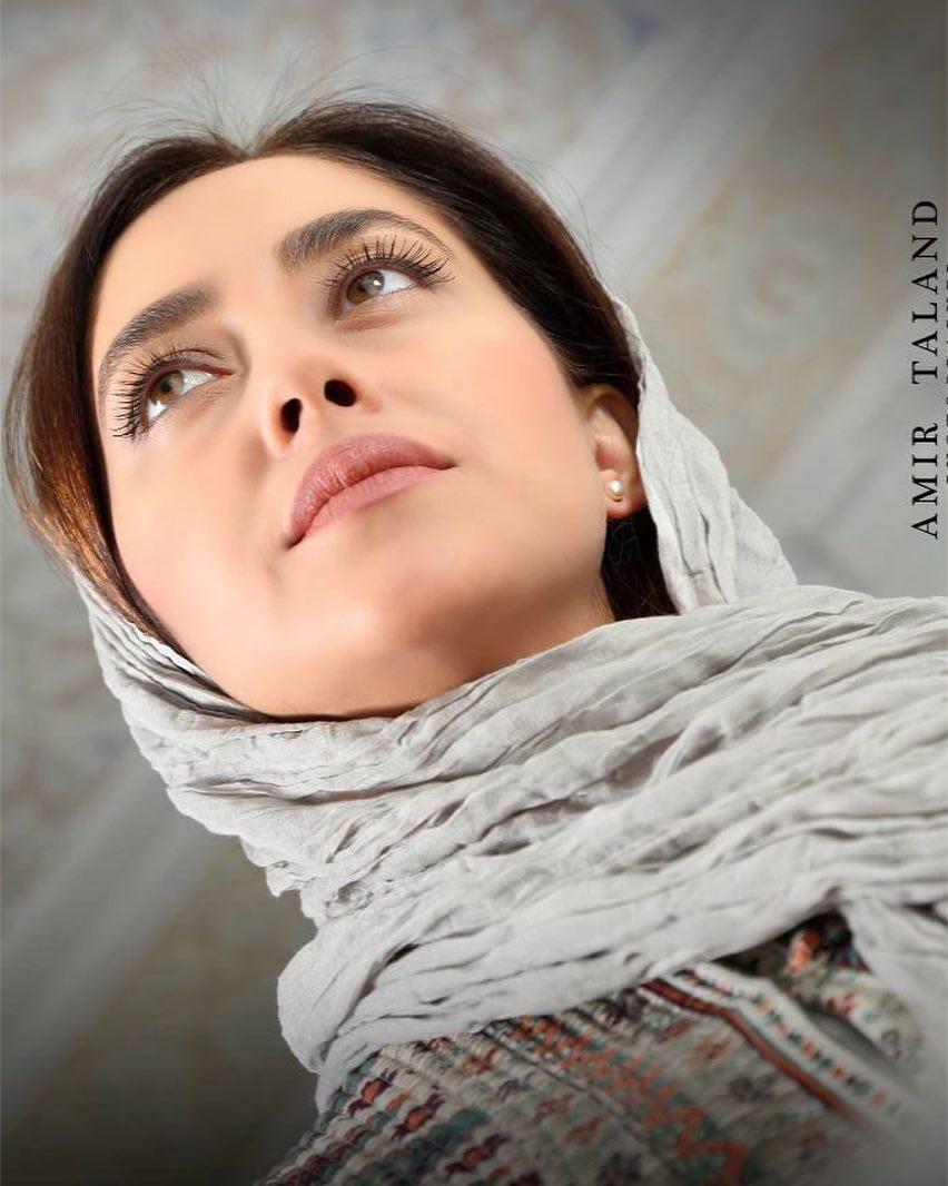 مدل مانتو و استایل بهاره کیان افشار در اینستاگرام
