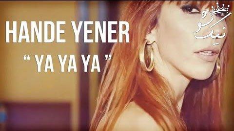 بهترین آهنگ های Hande Yener هانده ینر