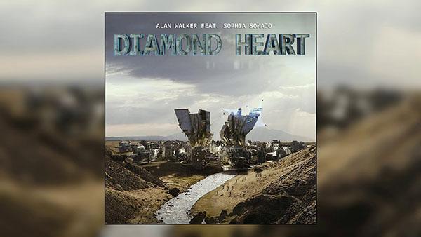 دانلود آهنگ Diamond Heart از Alan Walker